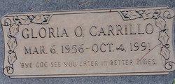 Gloria O Carrillo