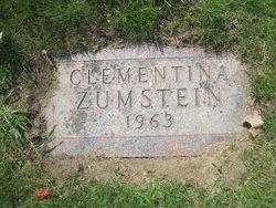 Clementina <I>Comfort</I> Zumstein