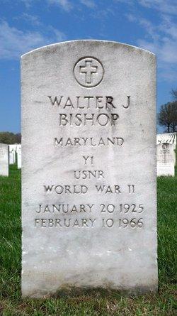 Walter J Bishop