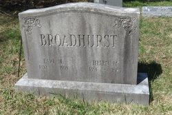 Earl M Broadhurst