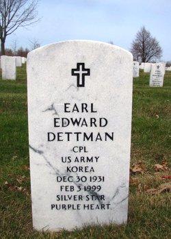 Earl Edward Dettman