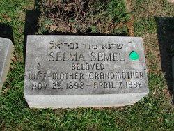 Selma <I>Spero</I> Semel