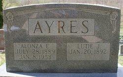 Alonza Eldridge Ayres