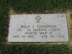 Mila Louise Gardner