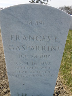 Frances E Gasparrini