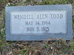 Wendell Allen Todd