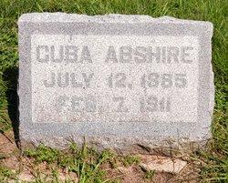 Cuba Abshire