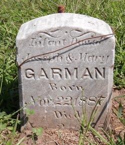 Infant Daughter Garman