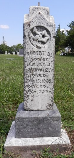 Robert A Howie