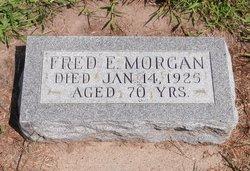 Fred E Morgan