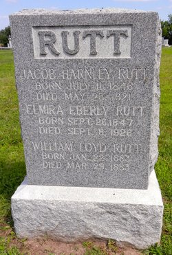 Jacob Harnley Rutt