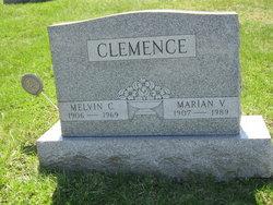Marian Viola <I>Potts</I> Clemence