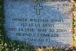 Homer William Jones