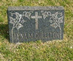 Anna Emily <I>McNichol</I> Culliton