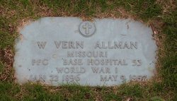 William Vernie Allman