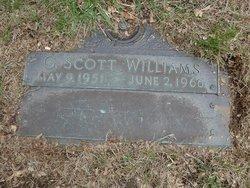 "Gerald Scott ""Scott"" Williams"