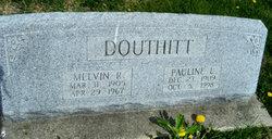Melvin R. Douthitt