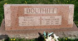 Marguerite <I>Begeman</I> Douthitt