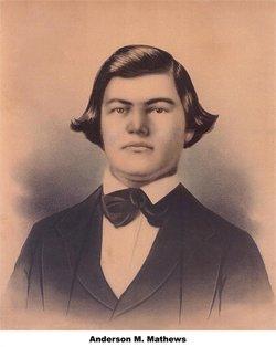 Anderson M Mathews