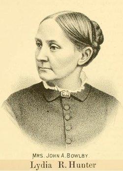 Lydia Ray <I>Hunter</I> Bowlby