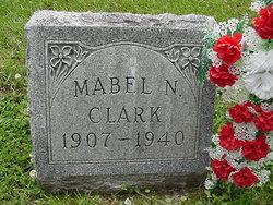 Mabel Nellie <I>Parker</I> Clark