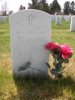 Warren W Binggeli