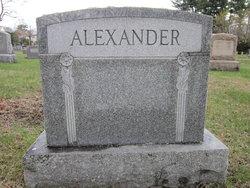 Frances Ann <I>Little</I> Alexander