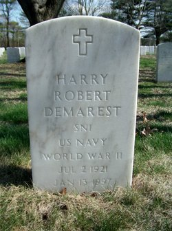 Harry Robert Demarest