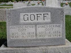 Josephine <I>Newby</I> Goff