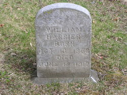William M. Harrier