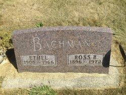 Ethel Mae <I>Craig</I> Bachman