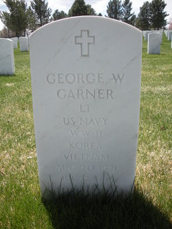 George W Garner