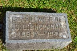 Bessie <I>Culbertson</I> Buchanan