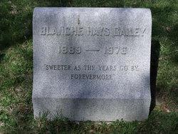 Blanche Gallagher <I>Hays</I> Gailey