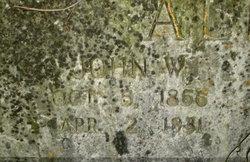 John William Alford, Sr