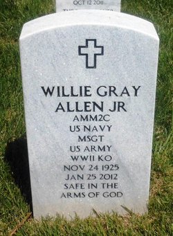 Willie Gray Allen, Jr
