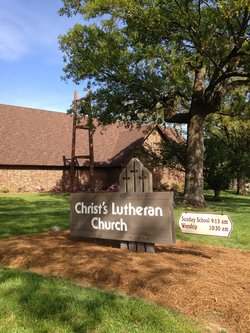 Christs Lutheran Church Cemetery
