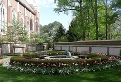 University of Richmond Columbarium & Mem Garden