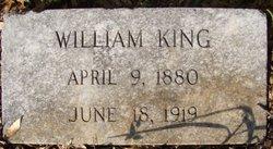 William King