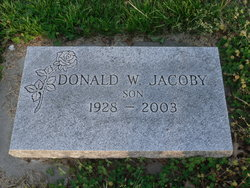Donald Wayne Jacoby