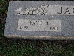 Faye Verna <I>Bowers</I> Jacoby