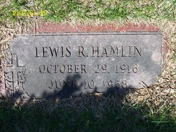 "Lewis Rupert ""Tim"" Hamlin, II"