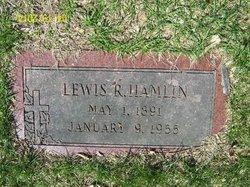 Lewis Rupert Hamlin, Sr