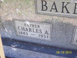 Charles A Baker