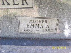 Emma A Baker