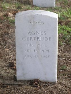 Agnes Gertrude Smith