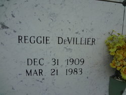 Reggie DeVillier
