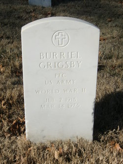 Burriel Grigsby