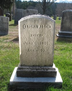 Elisha Alden