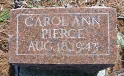 Carol Ann Pierce